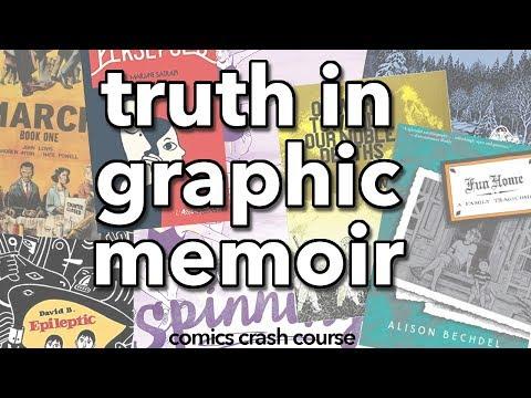 Truth in the Telling: Comics Memoir