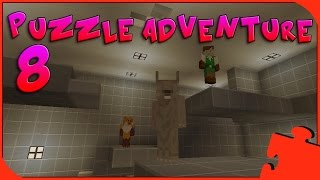 Minecraft Xbox - Puzzle Adventure - Triplicity The Overgrown Facility [8]