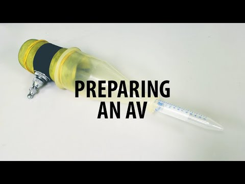 Preparing an Artificial Vagina (AV) for ram semen collection thumbnail