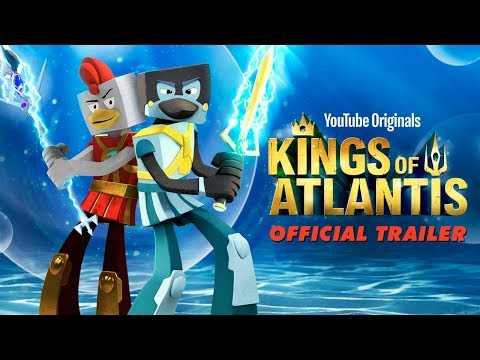 KINGS OF ATLANTIS - OFFICIAL TRAILER