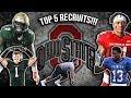 Did OSU Find The Next Ezekiel Elliot!?!- Ohio State's Top 5 Recruits 2017-2018
