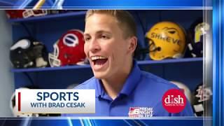Brad Cesak 10pm Sportscast 4-15-18