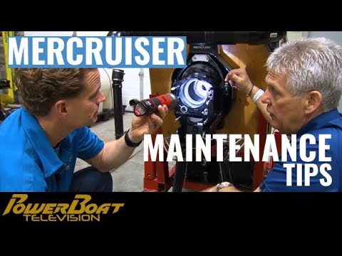 Why Mercruiser Sterndrive Maintenance Is Important | My Boat
