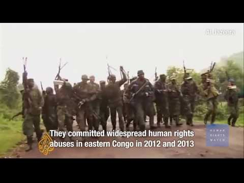 DR Congo: Recruitment of M23 Rebels to Suppress Protests