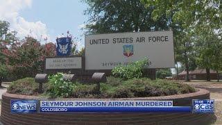 Seymour Johnson AFB airman shot to death in Goldsboro
