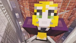 Minecraft Xbox - Statue Challenge - Battle Mini-game