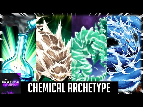 Yugioh Trivia: Chemical Archetype