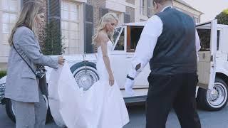 Margot and Jess Wedding