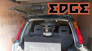 Саб  EDGE EDX12D1-E7 валим титанате