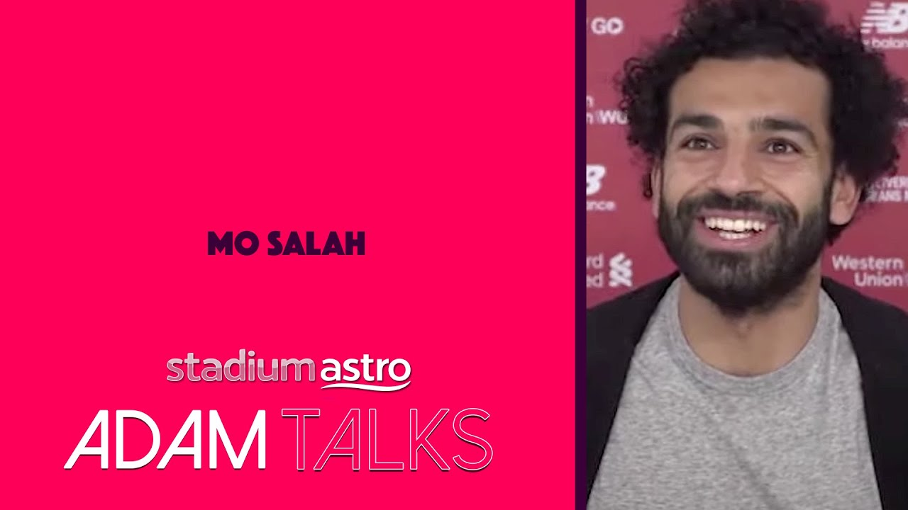 Salah reveals a secret ability besides what he does on the football field! | A Game of Firsts