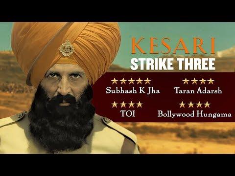 Kesari - Strike 3   Dialogue Promo   Akshay Kumar   Parineeti Chopra   Anurag Singh
