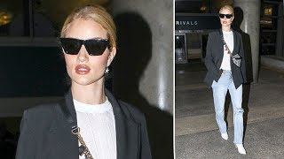 Supermodel Rosie Huntington-Whiteley Is The Essence Of Cool
