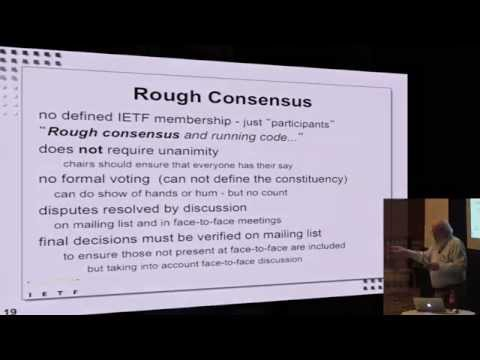 IETF 92 - Newcomers