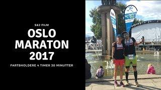 Oslo Maraton 2017, fartsholderene på 4 timer 30 minutter