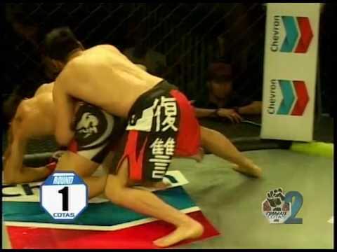 MMA RESUMEN - Fernando Lanza vs Jonathan Ortega