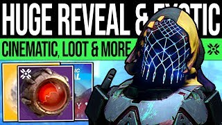 Gambar cover Destiny 2 | EXOTIC TEASE & CINEMATIC REVEAL! Eris Preview, Season Rank, Reprise Loot, Modes & More!