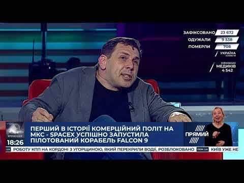 ВЕЛИКИЙ МАРАФОН на Прямому від 31 травня 2020 року