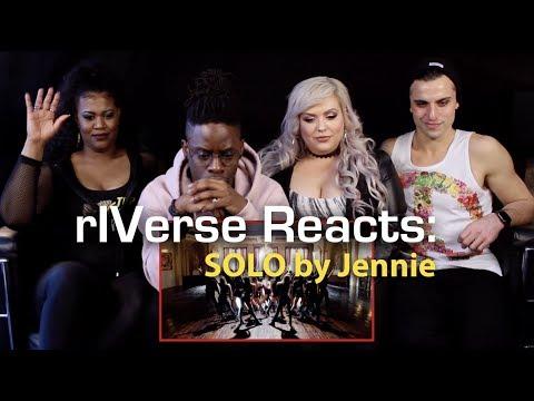 rIVerse Reacts: SOLO by Jennie - MV Reaction