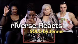 rIVerse Reacts: SOLO by Jennie - M/V Reaction