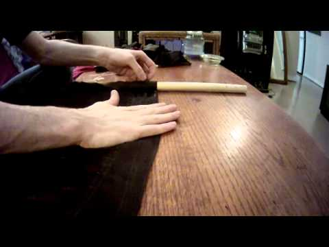 Dirty DIY with Drew Episode 6: Floggers
