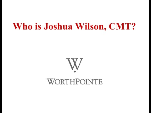 Who is Joshua Wilson? Top Fee-Only Financial Advisor Bio