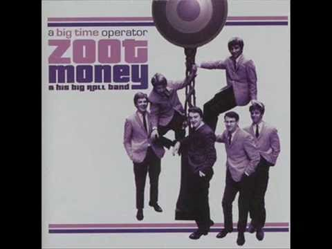 Zoot Money & Big Rool Band ♪ A big time operator (1966)