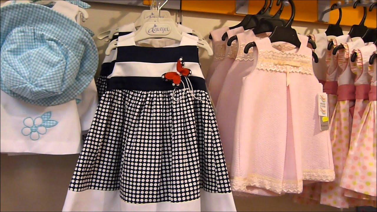 moda infantil gamarra