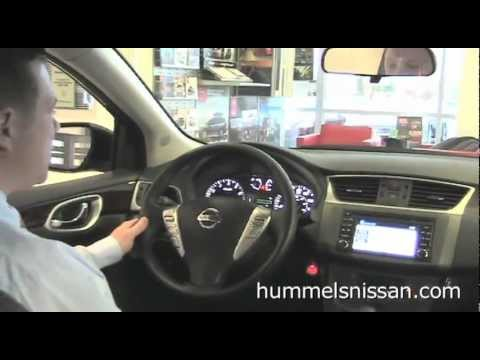 The All New 2013 Nissan Sentra At Hummel S Nissan In Des
