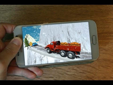 Truck Driver Offroad Android Game