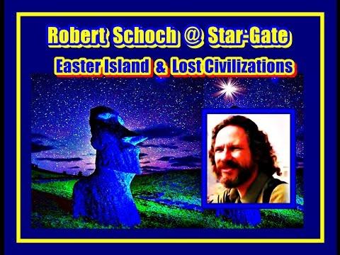 Robert Schoch @ Star-Gate - Easter Island, Solar Outbursts & Fall of Civilization