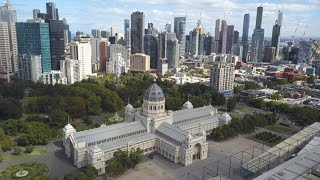 The Royal Exhibition Building turns 140