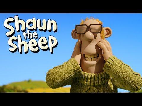 Seleb Tak Tahu Diri [Rude Dude] | Shaun the Sheep | Full Episode | Funny Cartoons For Kids