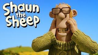 Seleb Tak Tahu Diri Rude Dude  Shaun the Sheep  Full Episode  Funny Cartoons For Kids