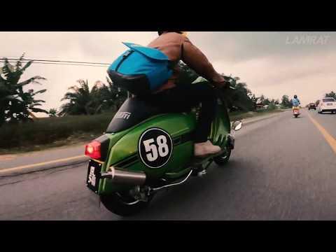 MyLambretta 2019 -  Lambretta Scooter Event Malaysia