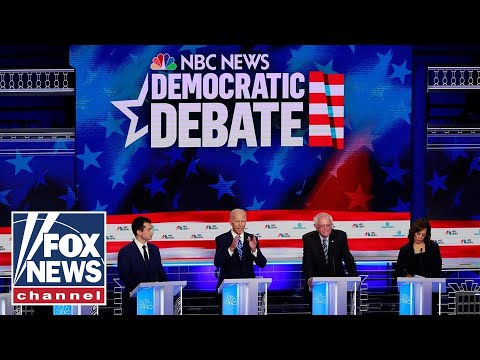 The Five reacts to the Dems debate as far-left policies take center stage