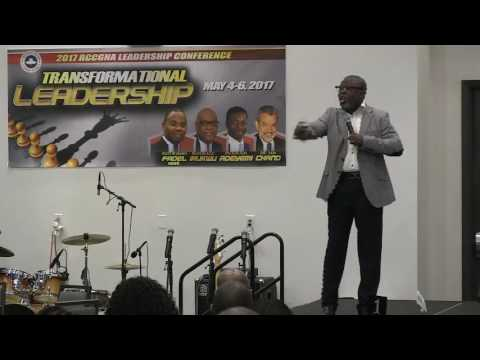 Pastor Tola Odutola (Session 8c) - RCCGNA Leadership Conference 2017
