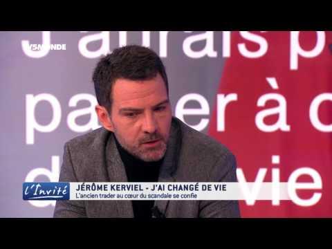 """Jérôme KERVIEL : """"J'aurais pu passer à côté de ma vie"""""""