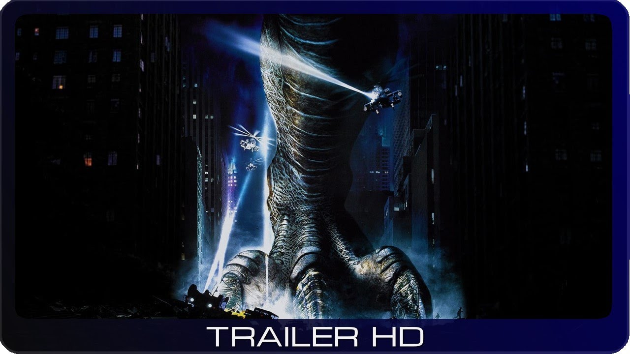 Godzilla ≣ 1998 ≣ Trailer ≣ German | Deutsch