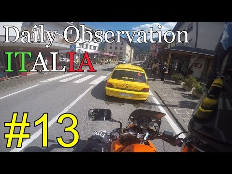 Daily Observations ITALIA #13 - Kawasaki ER-6n