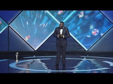 David Ortiz en Premios Soberano 2018