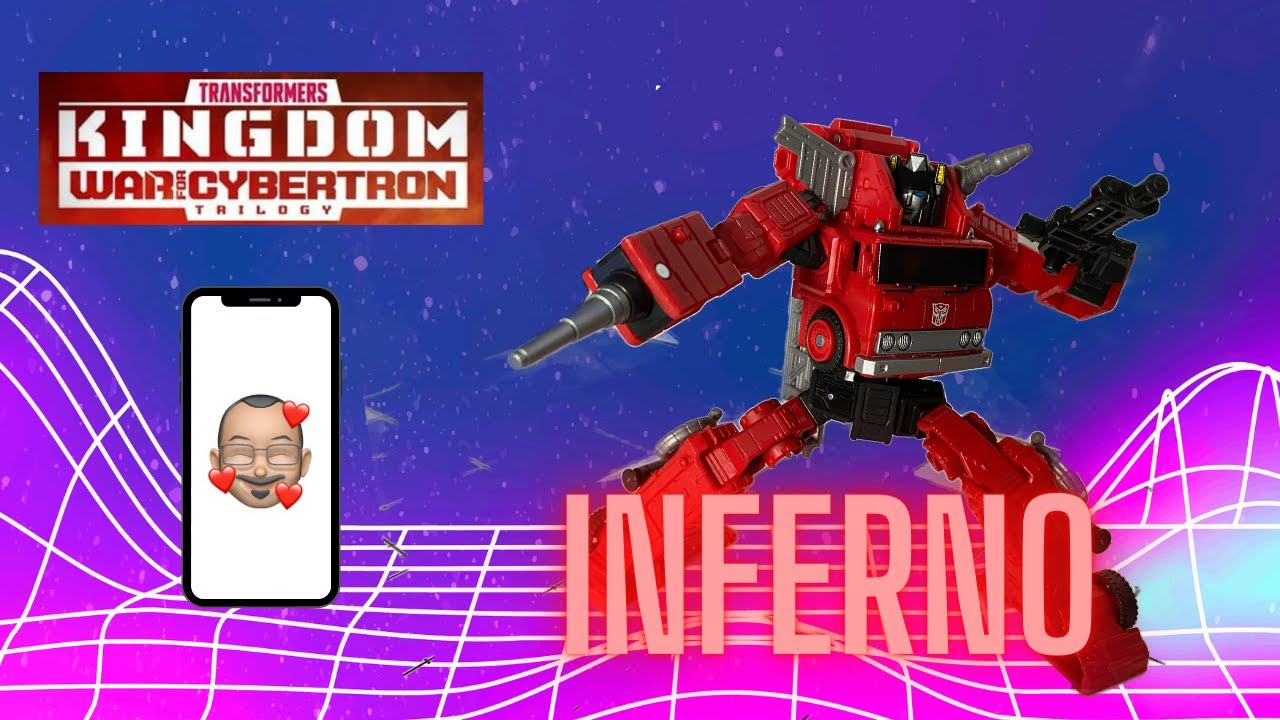 Transformers Kingdom Inferno Review by Aikavari