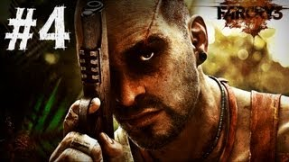 Far Cry 3 Gameplay Walkthrough Part 4 - The Medusa's Call - Mission 4