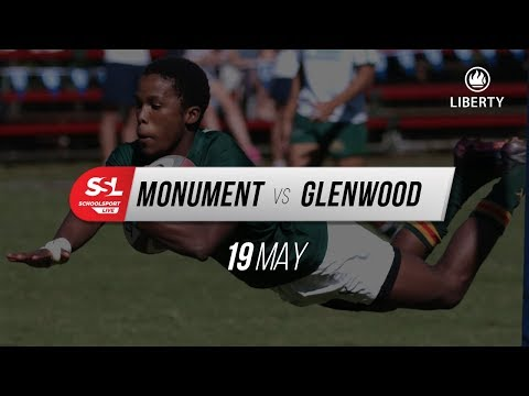 Monument 1st XV vs Glenwood 1st XV, 19 May 2018