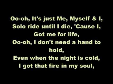 G-Eazy Ft. Bebe Rexha - Me, Myself & I (Clean W/ Lyrics)