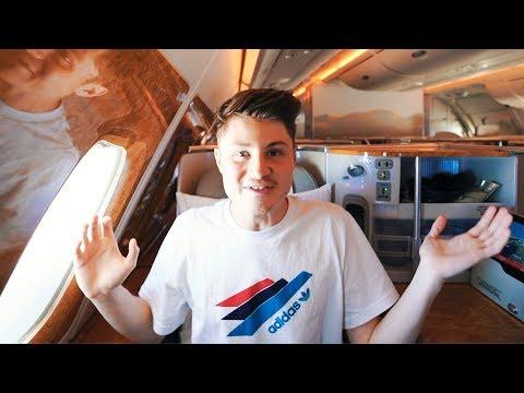 Wie ist es Business Class zu fliegen?