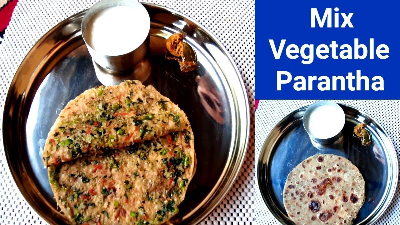 Winter Special Parantha by Punjabi Cooking