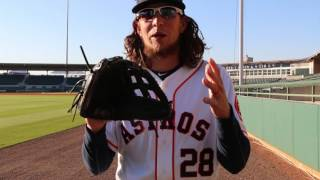 Glove Story: Colby Rasmus Talks Gloves with WPW
