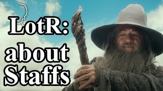 How did Gandalf get his Staff back - How powerful was it? - Tolkien and LotR Lore