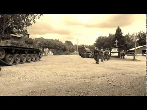 Tidioute Borough Official Website - WW II Reenactment