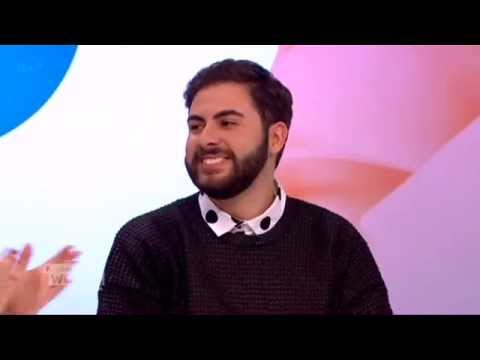Andrea Faustini X Factor Loose Women